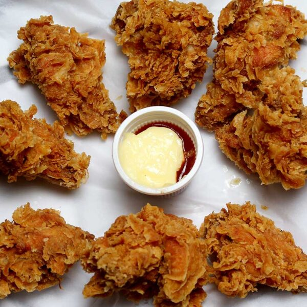 Cafe Zotpot Chicken Wings