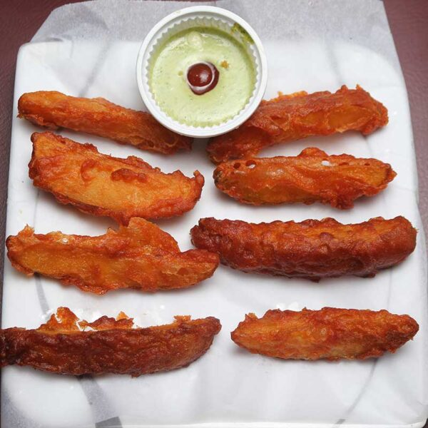 Cafe Zotpot Potato Wedges