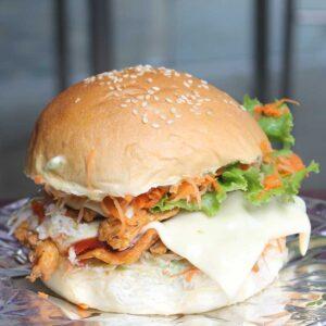 Cafe Zotpot Special Burger