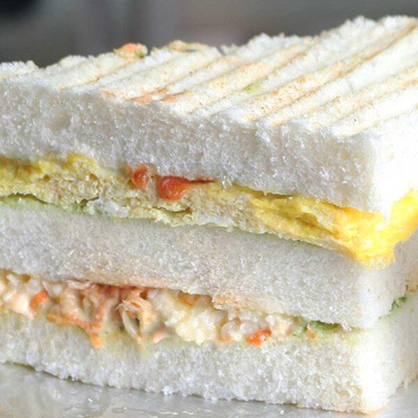 Cafe Zotpot Grill Sandwich
