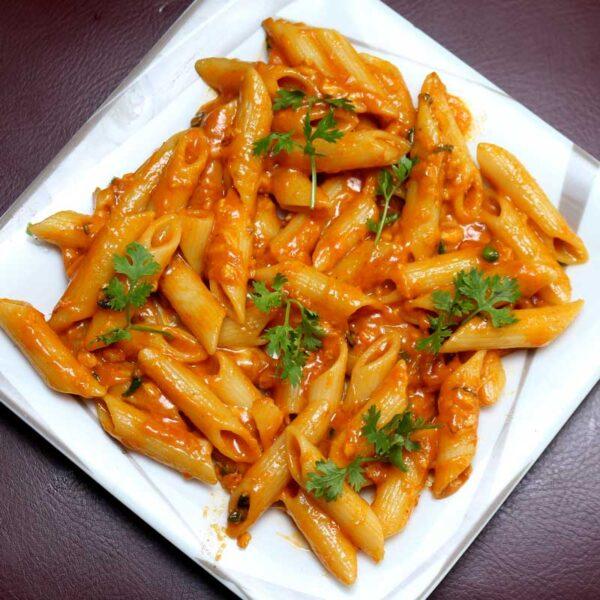 Chicken Spicy Pasta