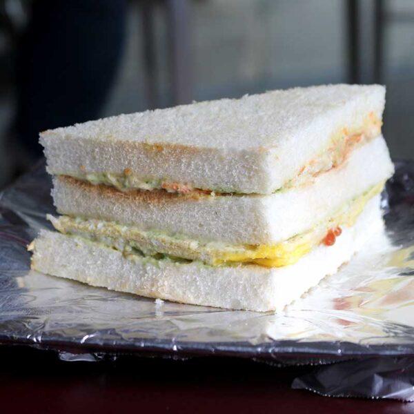 Club Sandwich Cafe Zotpot