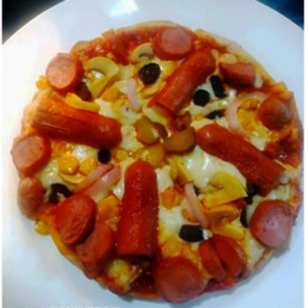Zotpot Chicken Cheese Pizza