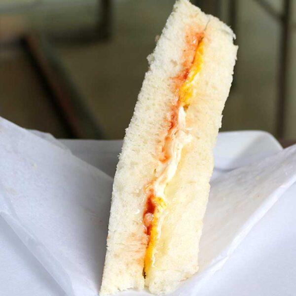 Zotpot Egg Sandwich