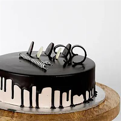 2 Pound Chocolate Cream Cake