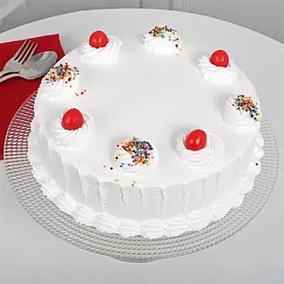 Cafezotpot Vanilla Cake 1 Pound
