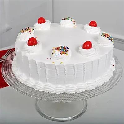 Cafezotpot Vanilla Cake