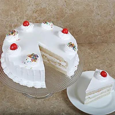 Cafezotpot.com Vanilla Cake