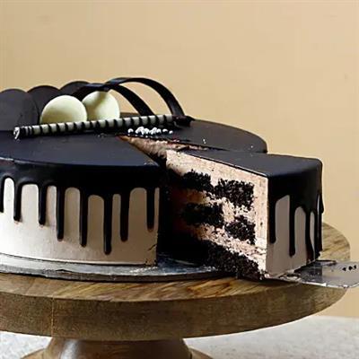 Chocolate Cream Cake 1 Pound