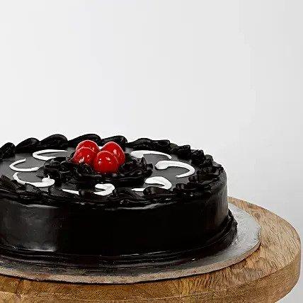 Chocolate Truffle Cake 1 Pound